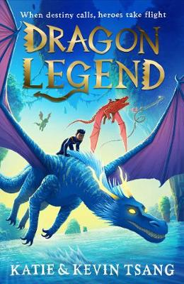 Dragon Legend book