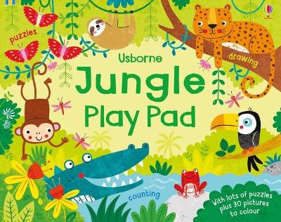 Jungle Play Pad by Kirsteen Robson