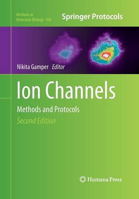Ion Channels by Nikita Gamper