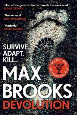Devolution: From the bestselling author of World War Z by Max Brooks