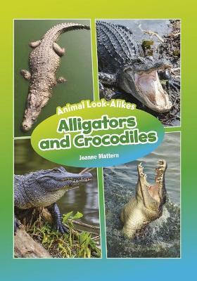 Alligators and Crocodiles by Joanne Mattern