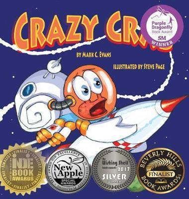 Crazy Crab by Mark C Evans