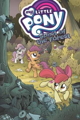 My Little Pony Spirit of the Forest by Ted Anderson