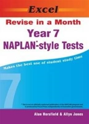Year 7 NAPLAN-style Tests book