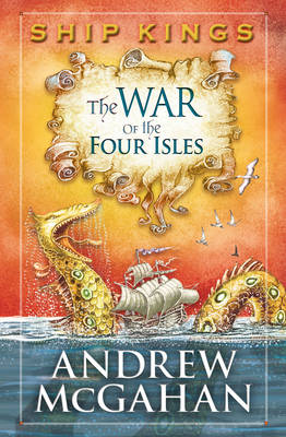 War of the Four Isles: Ship Kings 3 book