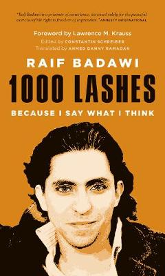 1000 Lashes by Raif Badawi