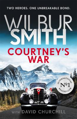 Courtney's War book