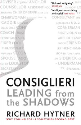 Consiglieri: Leading from the Shadows book