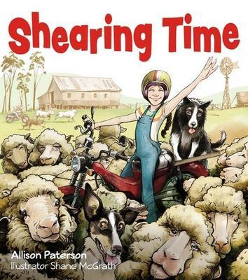 Shearing Time book