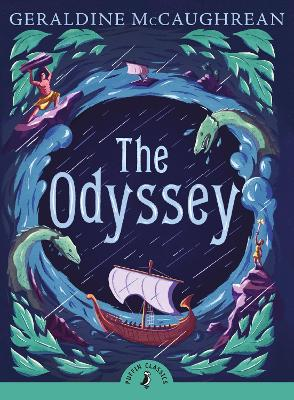 The Odyssey by Geraldine McCaughrean