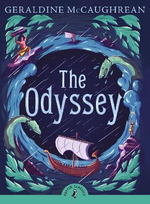 The Odyssey by Geraldine McCaughrean