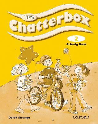 New Chatterbox: Level 2: Activity Book by Derek Strange