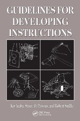 Guidelines for Developing Instructions book