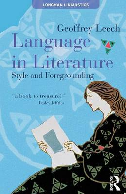 Language in Literature book