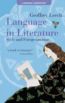 Language in Literature by Geoffrey Leech