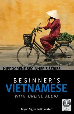 Beginner's Vietnamese with Online Audio by Mynh Nghiem-Boventer