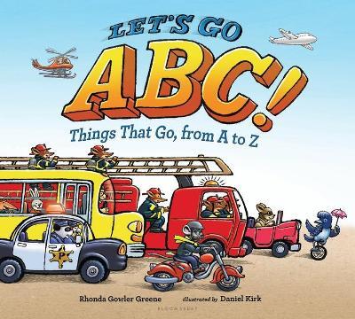 Let's Go ABC! book