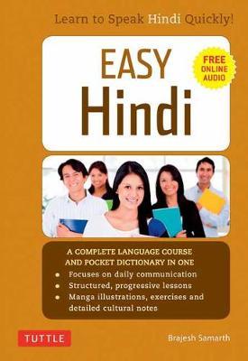 Easy Hindi by Brajesh Samarth
