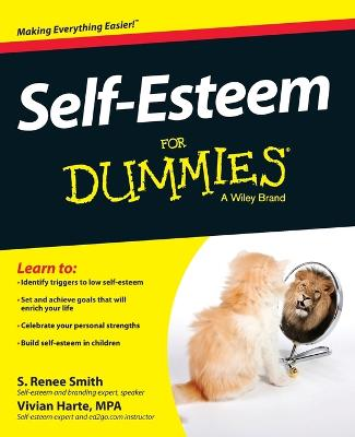 Self-esteem for Dummies by S. Renee Smith
