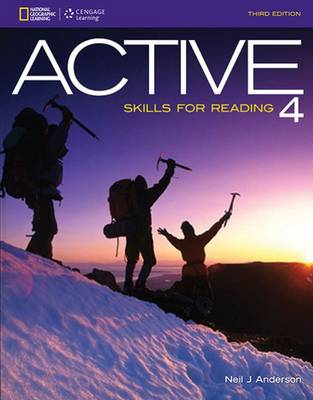 ACTIVE Skills for Reading 4 book