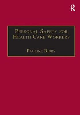 Personal Safety for Health Care Workers book