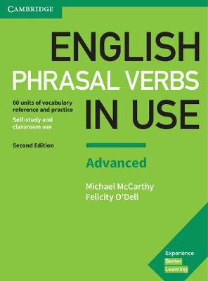 English Phrasal Verbs in Use Advanced Book with Answers by Michael McCarthy
