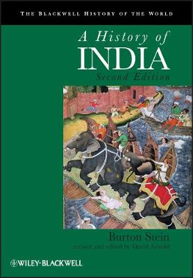 History of India by Burton Stein