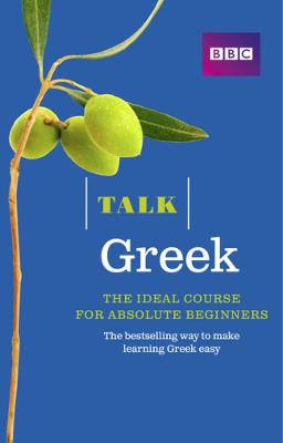 Talk Greek Book 3rd Edition by Karen Rich