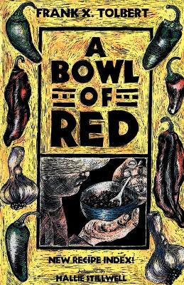 Bowl of Red by Hallie Stillwell