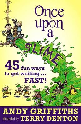 Once Upon a Slime book
