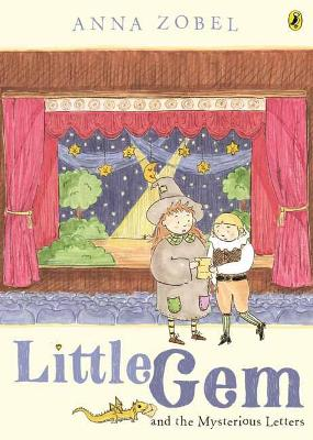 Little Gem and the Mysterious Letters by Anna Zobel