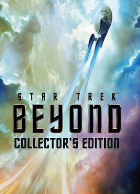 Star Trek Beyond book