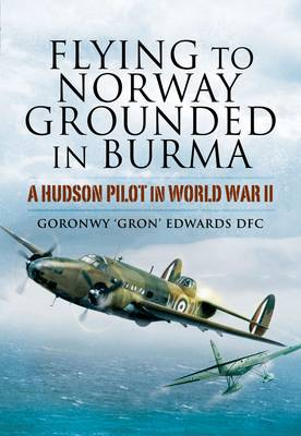 Flying to Norway, Grounded in Burma book