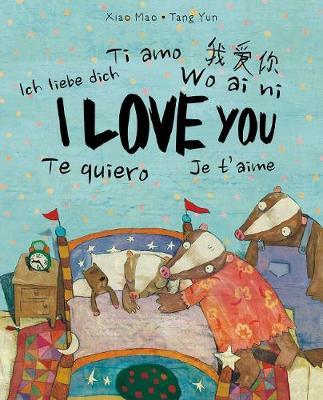 I Love You by Mao,Xiao