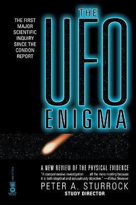 UFO Enigma book