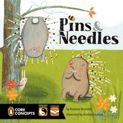 Pins and Needles book