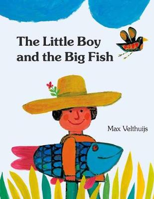 Little Boy and the Big Fish book