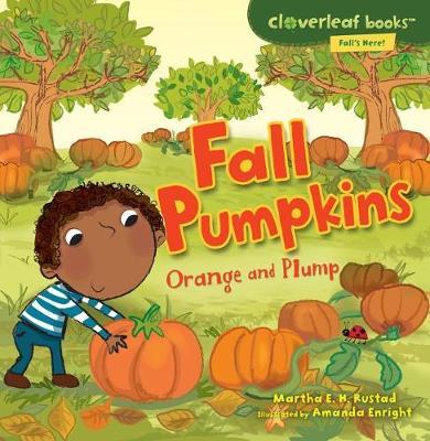 Fall Pumpkins by Martha E H Rustad