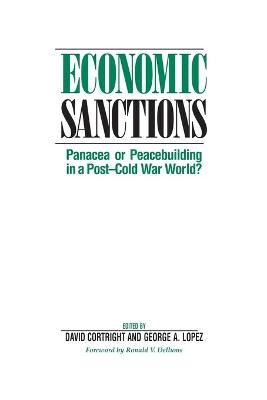 Economic Sanctions by David Cortright