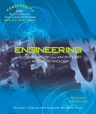 Ponderables,  Engineering by Tom Jackson