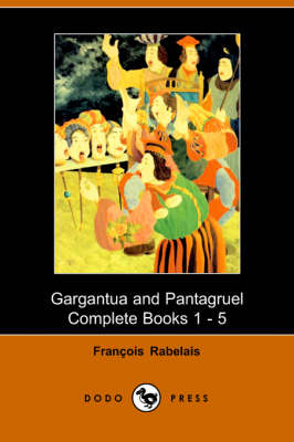 Gargantua and Panatgruel book