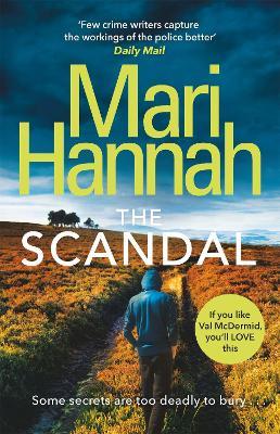 The Scandal by Mari Hannah