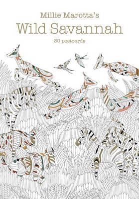 Millie Marotta's Wild Savannah by Millie Marotta