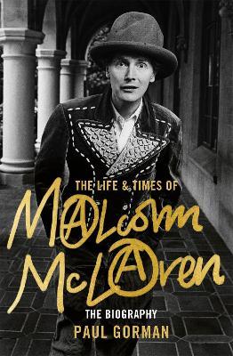 Malcolm McLaren book