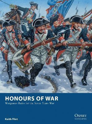 Honours of War by Keith Flint