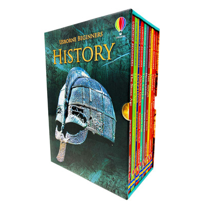 Usborne Beginners History by null