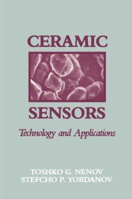 Ceramic Sensors by Toshko Nenov