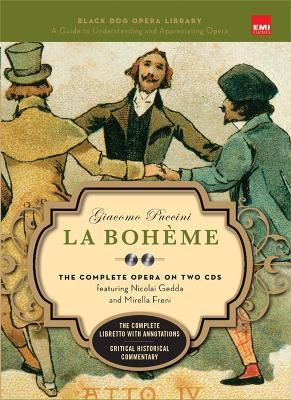 La Boheme (Book And CDs) book