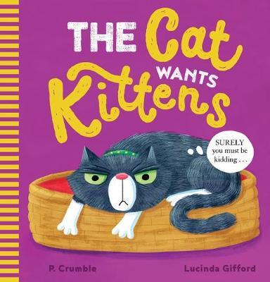 Cat Wants Kittens book