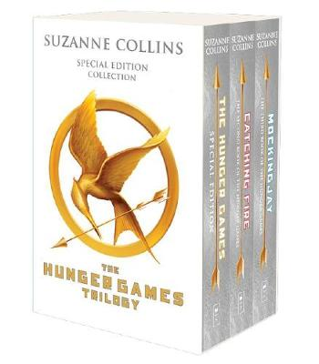 The Hunger Games Trilogy by Suzanne Collins